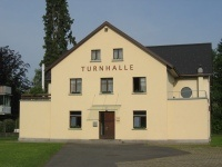 Turnhalle der Turnerschaft Hard